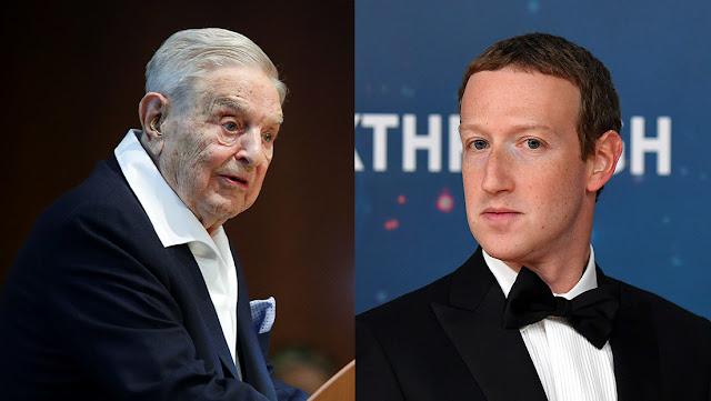 """George Soros: """"Zuckerberg debe ser apartado del liderazgo de Facebook de una forma u otra"""""""