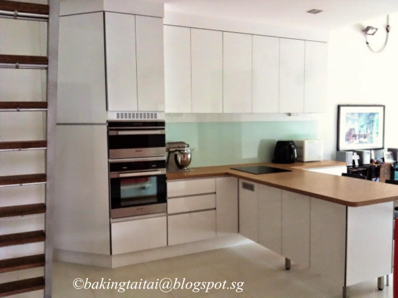 My New Dry Kitchen And Brandt Liances 我的新烘焙乐园和厨房电器