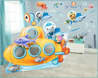 The Octonauts Party Supplies