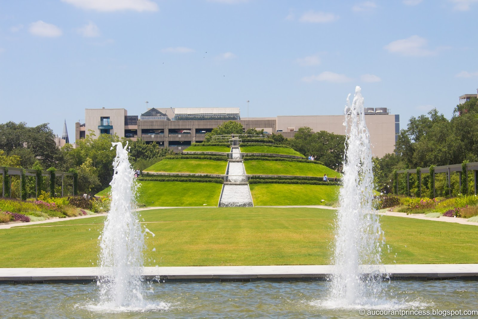 Cherie Flores Garden Pavilion: Things To Do in Houston, Texas, USA