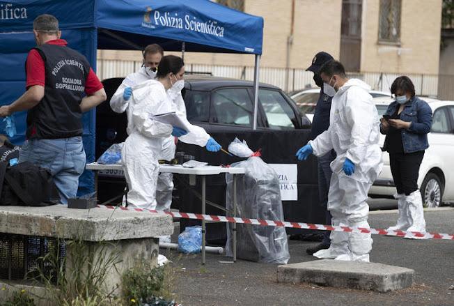 Valigia abbandonata: dentro il cadavere di un uomo