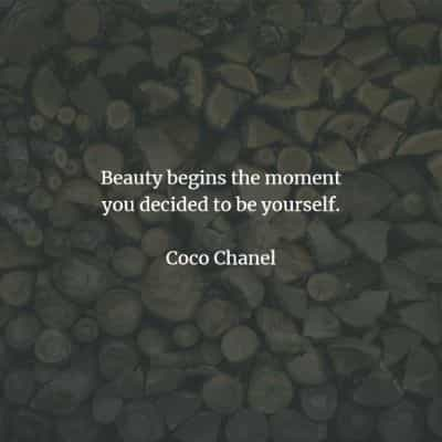 Self-esteem quotes that will improve one's self-worth