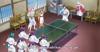 ver Yuragi-sou no Yuuna-san 2 sub español mega mediafire