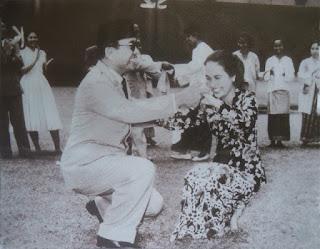Ketika Soekarno Kawin Lagi, Fatmawati Pilih Minggat dari Istana Negara
