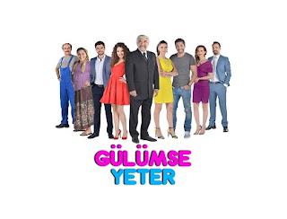 حلقات مسلسل يكفي ان تبتسم Gülümse yeter تركي مترجم للعربية