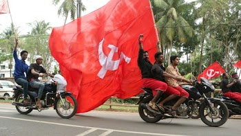 """Kerala? So you must be a communist."""