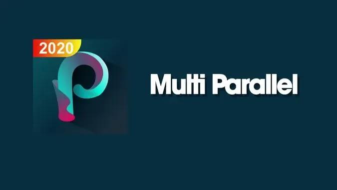 استنساخ التطبيقات وتسجيل الدخول إلى حسابات متعددة Multi Parallel