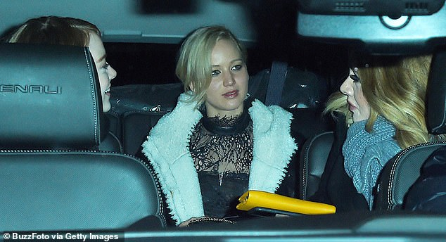 Adele is reportedly planning a surprise bachelorette party for her pal Jennifer Lawrence