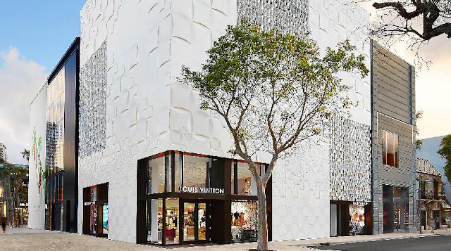 Onde ficam as lojas Louis Vuitton em Miami