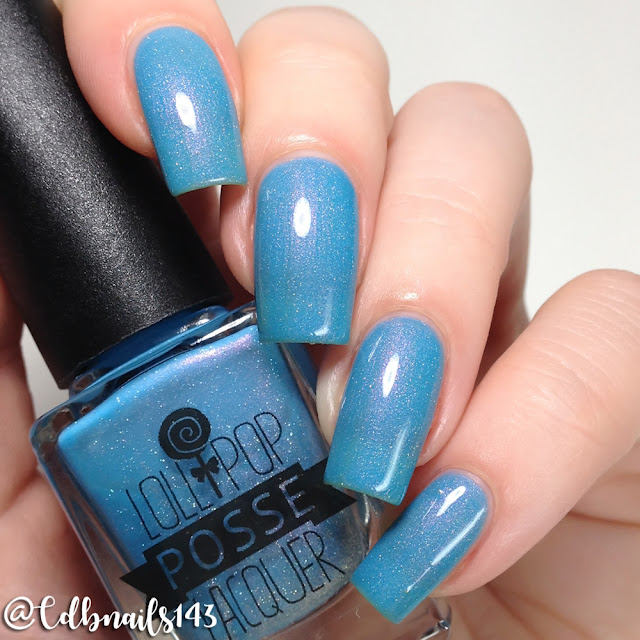 Lollipop Posse Lacquer-Eight Arms To Hold