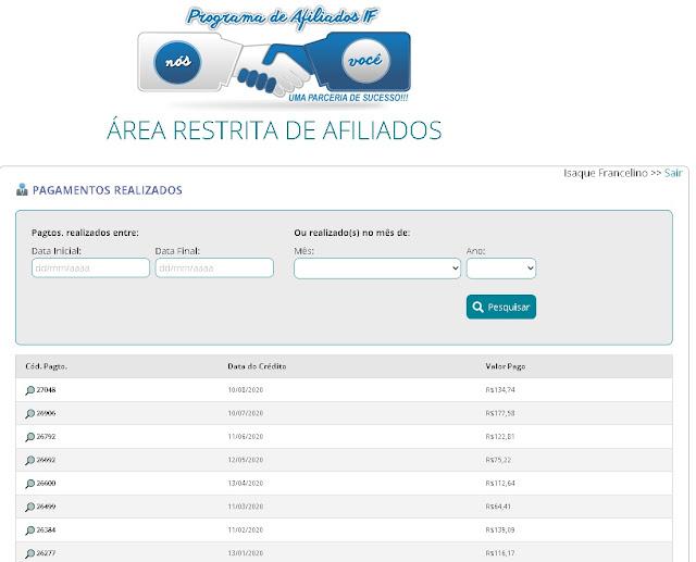 Provas de Pagamentos Programas de Afiliados Imagem Folheados MMN Grátis - Marketing Multinível