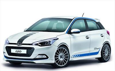 Hyundai i20 Sport With Turbo Engine