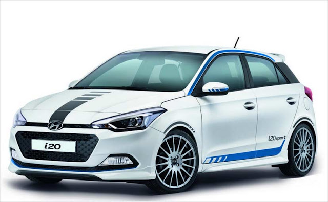 Hyundai i20 Sport With Turbo Engine