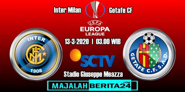Prediksi Inter Milan vs Getafe