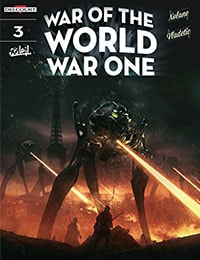 War of the World War One Vol. 3: The Monsters from Mars