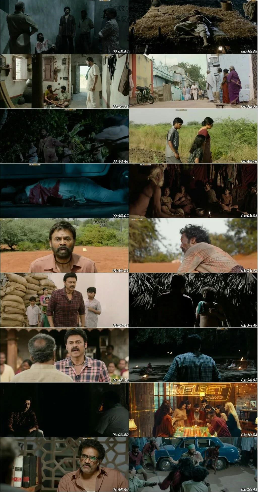 Narappa telugu Movie Venkatesh
