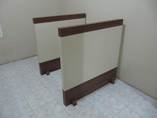 Partisi Ruangan Kantor Modern + Furniture Semarang (Sekat Ruang)