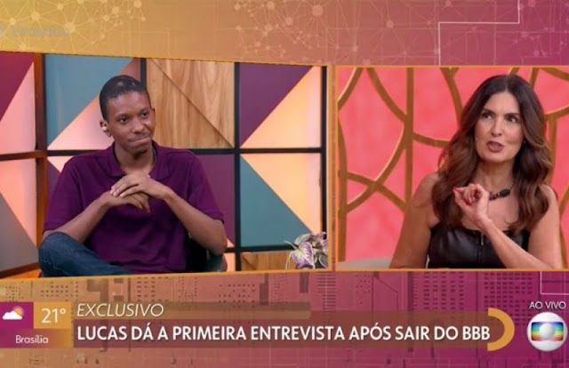 Fátima Bernardes vai entrevistar eliminados de 'No Limite'
