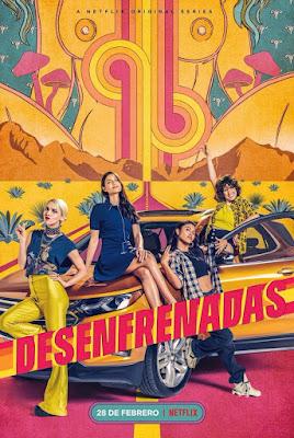 Desenfrenadas (TV Series) S01 DVD HD Dual Latino + Sub FORZADOS 2DVD