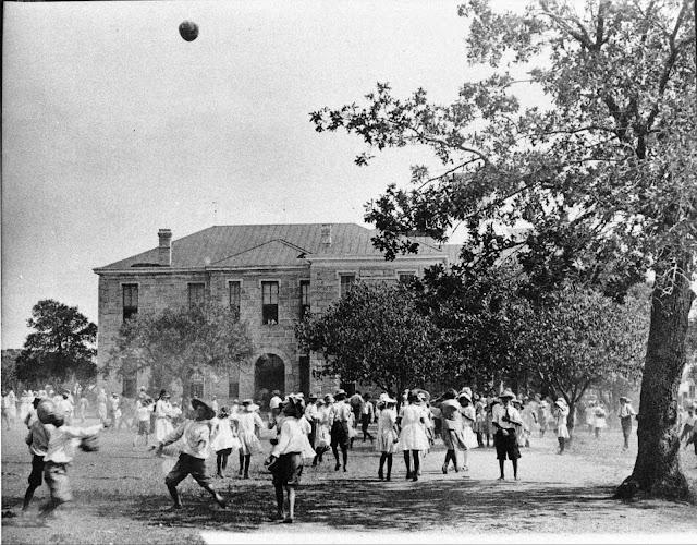 Tivy School, around 1910