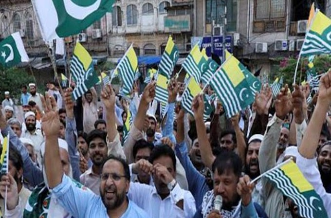 Separated Kashmiri families organize enemies of India challenge in Islamabad