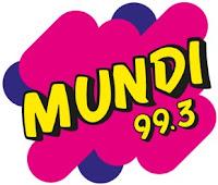 Rádio Mundi FM 99,3 de Ponta Grossa PR