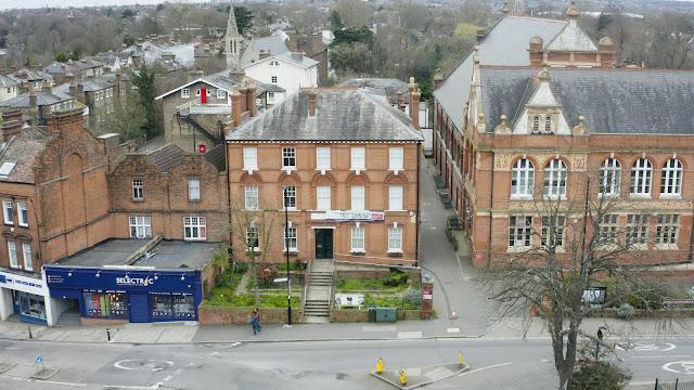 Blackheath Conservatoire (Photo Alexander Nicolaou www.alexandernicolaou.com )