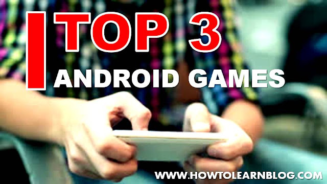 download top 3 android game runner and action race game.