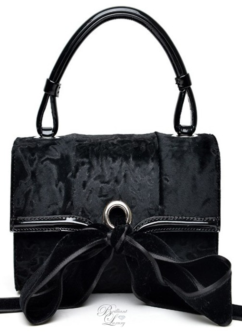 Brilliant Luxury ♦ Alexander McQueen Bag