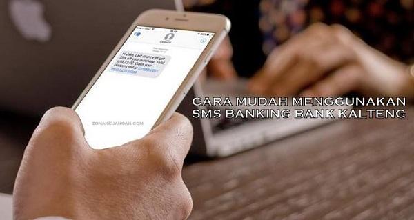 SMS Banking Bank Kalteng