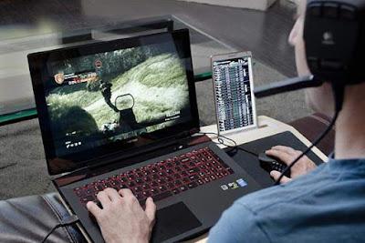 Spesifikasi Yang Harus Dimiliki Laptop Gaming
