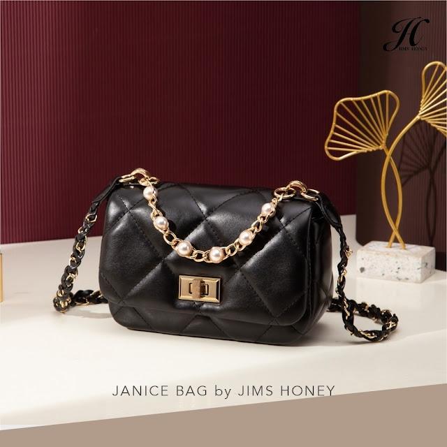 JIMS HONEY JANICE BAG