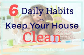 Overwhelming House Cleaning Tips