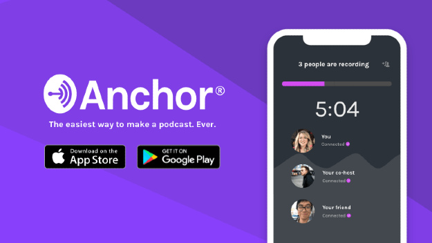 Anchor - Ξεκίνα δωρεάν το δικό σου podcast στο Spotify και άλλες πλατφόρμες