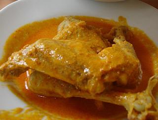 Resep Ayam Kalio Padang