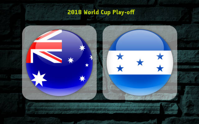 Australia vs Honduras Full Match & Highlights 15 November 2017
