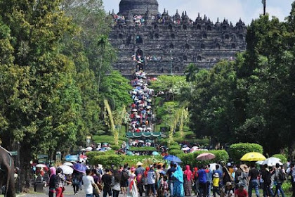 Harga Tiket Masuk Candi Borobudur Terbaru Bulan Oktober 2018