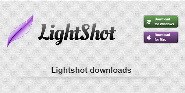 Download lightshot Aplikasi Screenshot yang Mudah Digunakan Untuk PC Windows dan Mac