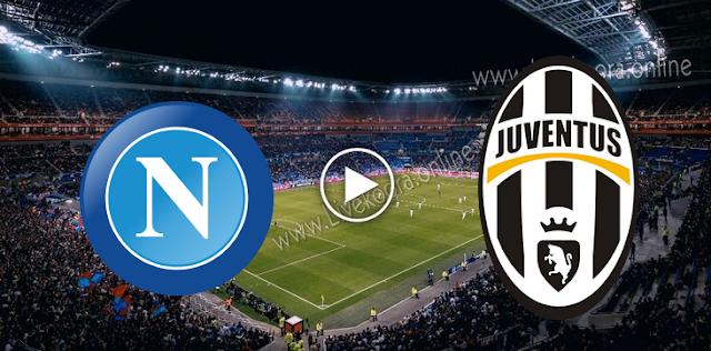 موعد مباراة يوفنتوس ونابولي بث مباشر بتاريخ 04-10-2020 الدوري الايطالي