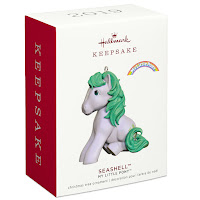 My Little Pony Seashell Hallmark Keepsake Ornament