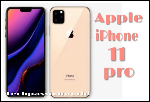 iPhone 11 Pro specifications and features - 2019