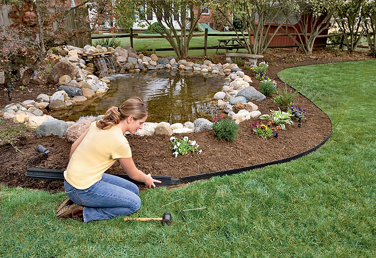 17 Uncommon Cheap Budget Garden Edging Ideas ! Garden Bible