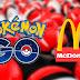 Alianza entre McDonald's y Pokémon Go en todo México y Latinoamérica ¡Más pokeparadas!