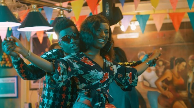 (Deezer Video) Rayvanny Ft. Mayorkun – Gimi Dat (Mp4 Download)