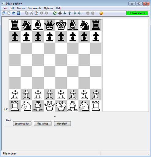 Try Tarrasch Chess GUI and be amazed!