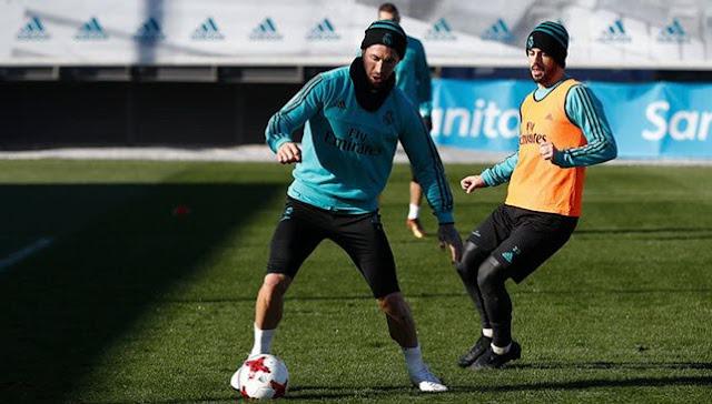 زيدان يفصح عن تشكيلة ريال مدريد الرسمية ضد ليجانيس