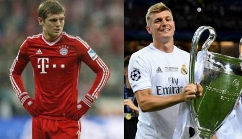 Từ chỗ không được thừa nhận đến vinh quang tại Real Madrid