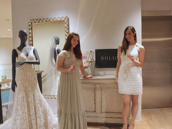 Shopping at BHLDN