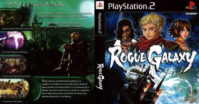 Rogue galaxy (usa) ps2 / sony playstation 2 iso download   romulation.