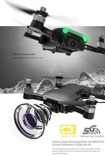 Spesifikasi Drone MJX Bugs 7 B7 - OmahDrones